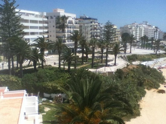 Holiday Inn Algarve: view from room