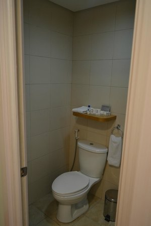 One Pacific Place Serviced Residences: Toilet