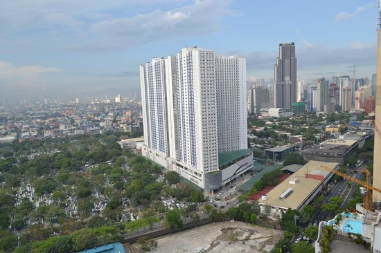 One Pacific Place Serviced Residences: View of Makati