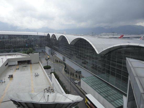 Regal Airport Hotel: View