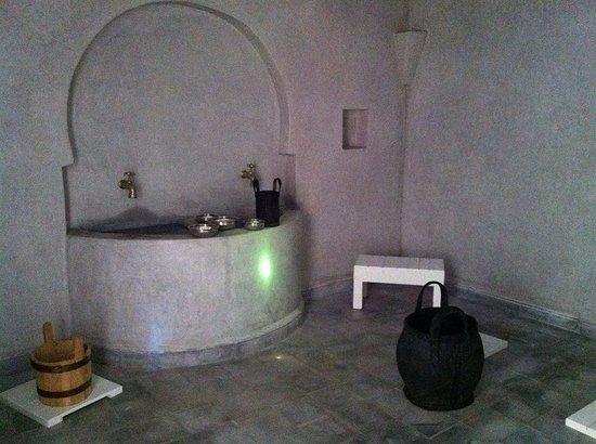 Riad Baoussala: The free access Hammam of Baoussala