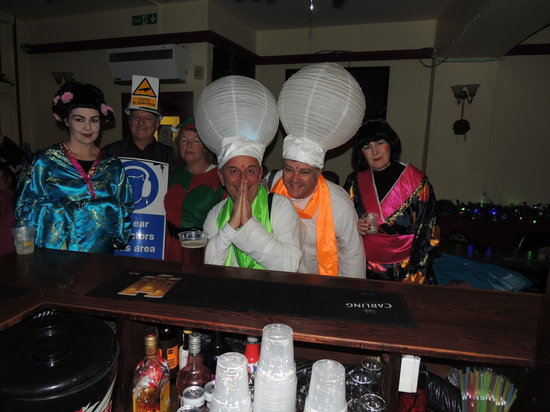 The George and Dragon: New Years Eve Fancy Dress at the G&D