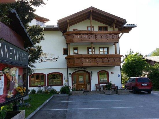 Sonnenhof Igls: The Hotel