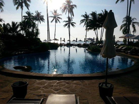 Santhiya Tree Koh Chang Resort : Pool