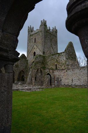 Jerpoint Abbey: Jerpoint Abby