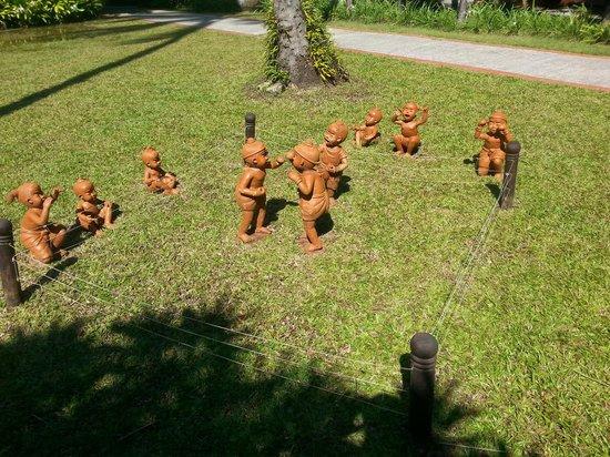 Santhiya Tree Koh Chang Resort: Grounds
