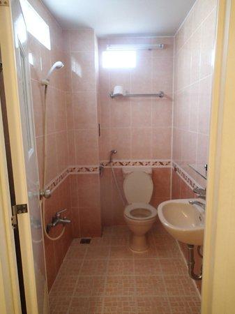LeBlanc Saigon: salle de douche
