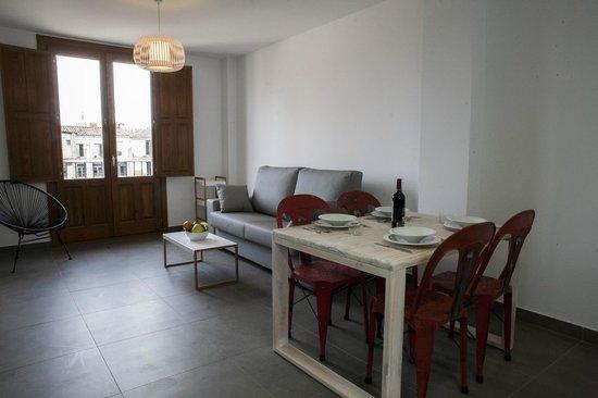 Valenciaflats Torres de Quart: Salón comedor