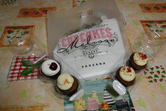 Le Cupcakes di Melissa: Alcune cupcakes