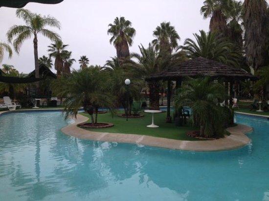 Desert Palms Alice Springs: pool