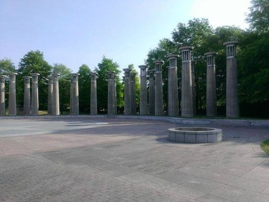 Bicentennial Capitol Mall State Park : Lovely Park
