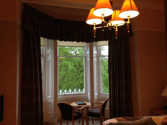 Best Western Inverness Palace Hotel & Spa: Bay Window