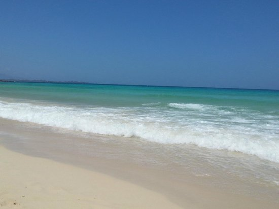ClubHotel Riu Oliva Beach Resort: Plaża