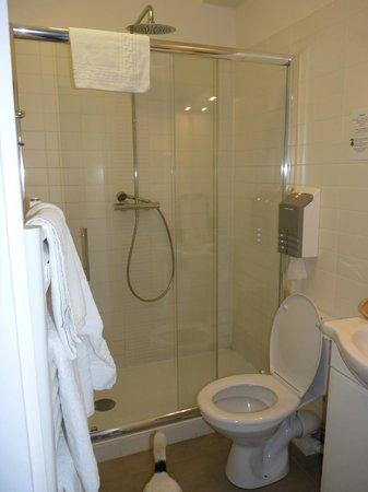 Hotel Romantica : Douche