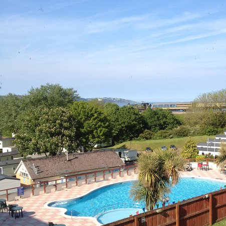 Waterside Holiday Park - Park Holidays UK: The amazing view from van 206