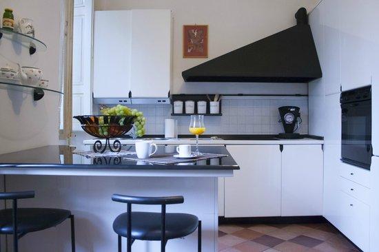Maison Nardone B&B: cucina