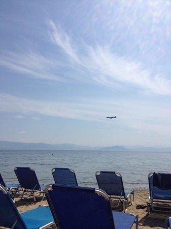 Aeolos Beach Resort: More arriving in sky