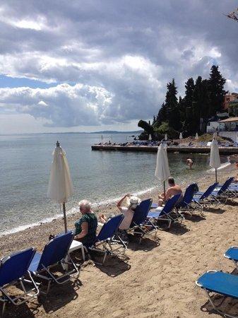 Aeolos Beach Resort: Beach