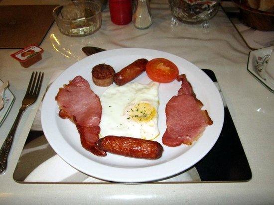 Devane's B&B: Great Breakfast