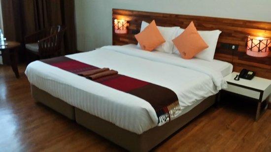 Buri Sriphu Boutique Hotel: Comfy bed