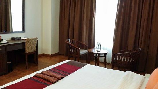 Buri Sriphu Boutique Hotel: Room amenities