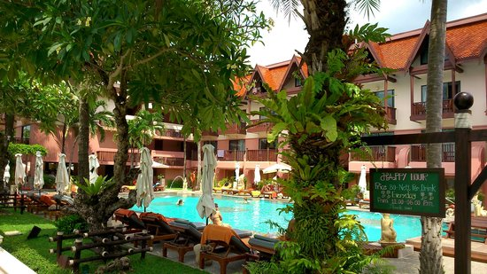 Seaview Patong Hotel: Prima hotel!