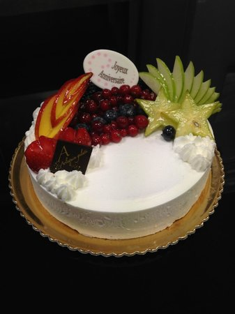 Arlequin Gelati: Cheesecake Fruits Rouges