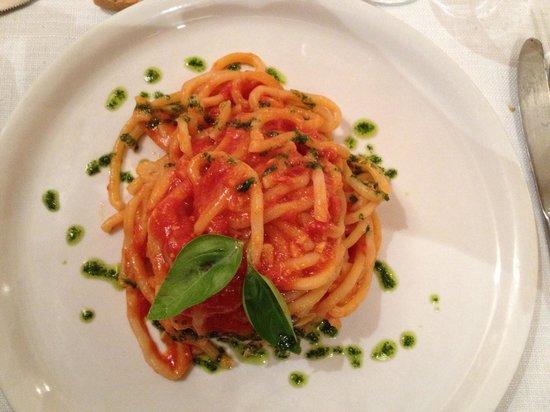 dulcisinfundo: I pici all'aglione