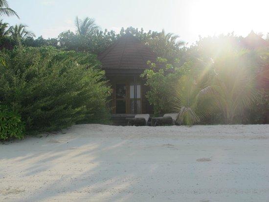 Komandoo Maldives Island Resort: Our Beach Villa