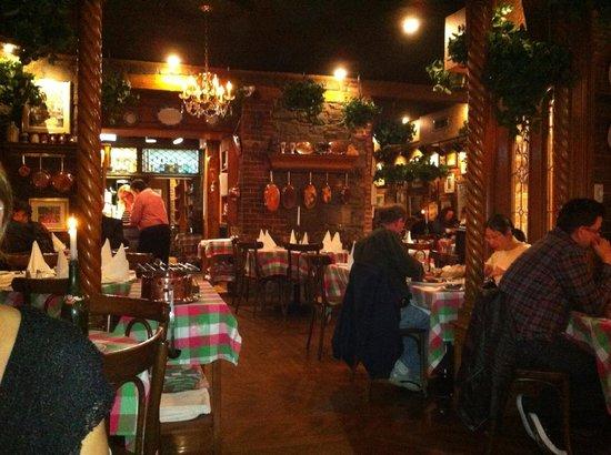 Beautiful Atmospher at Cafe de Paris