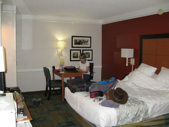La Quinta Inn Phoenix Sky Harbor Airport : Room
