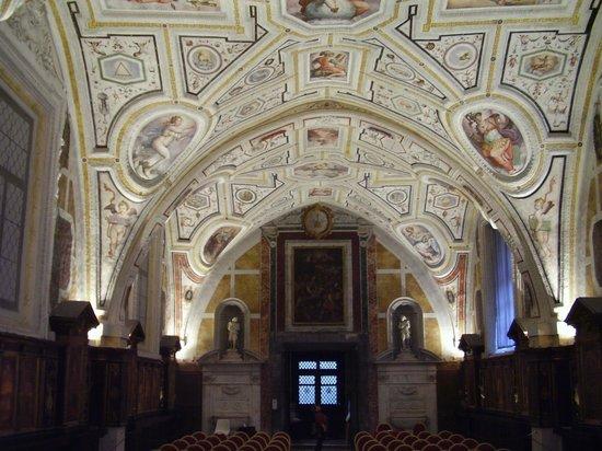 Sant'Anna dei Lombardi (Monteoliveto) : 9