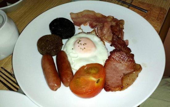 Bunratty Haven Bed and Breakfast : Irish Breakfast