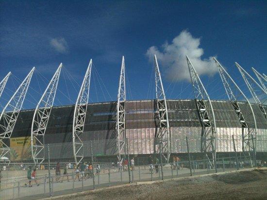 Arena Castelão : Castelão
