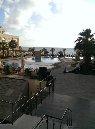Capital Coast Resort & Spa: День