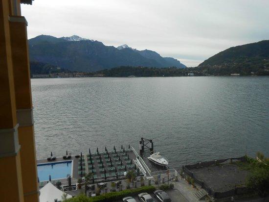 Grand Hotel Britannia Excelsior: vista dall'Hotel