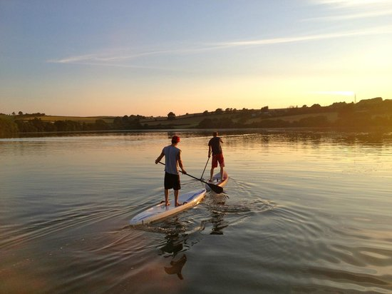 Waterborn: Sunset SUP