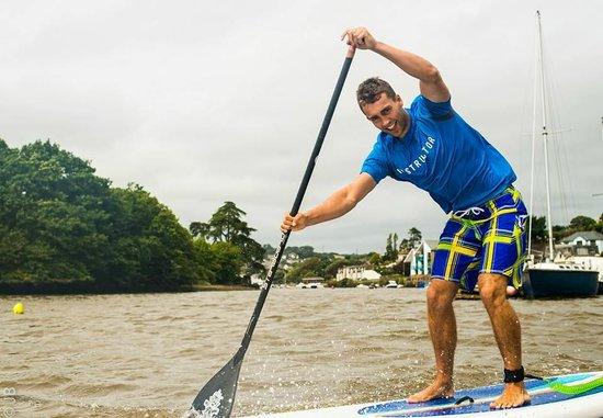 Waterborn: Warm Up SUP