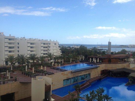 Ibiza Gran Hotel: Vista al atardecer