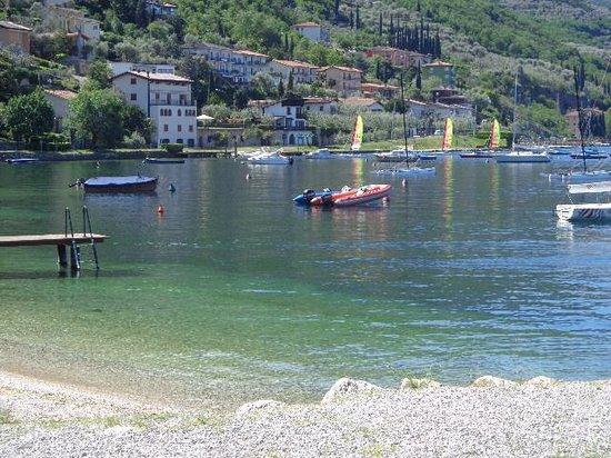 Hotel Residence Sirenella: pedalando verso Malcesine