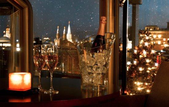 Ararat Park Hyatt Moscow : Conservatory Lounge & Bar