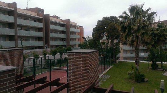 Ibersol Spa Aqquaria: Urbanización