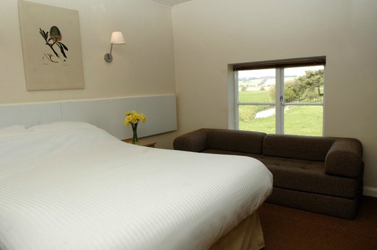 The Lodge at Winchelsea: Double room with View