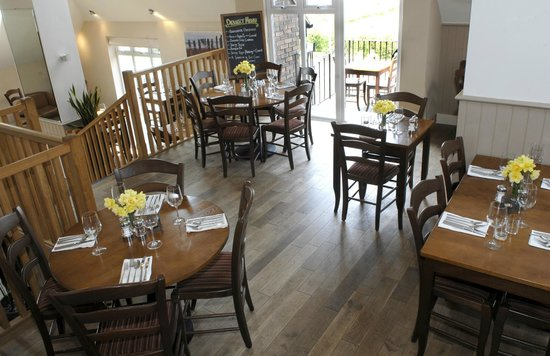 The Lodge at Winchelsea: Restaurant