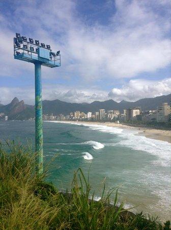 Rio Plus Tours: Ipanema Beach from the Garota de Ipanema