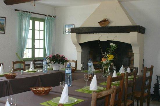 Hôtel de la Caume : Salle des petits déjeuners