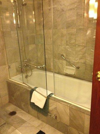 Rembrandt Hotel Bangkok : Shower