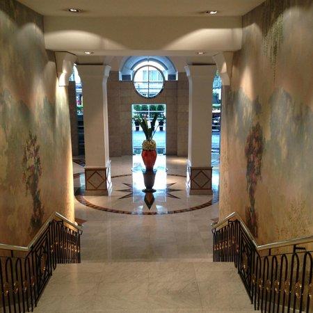 Rembrandt Hotel Bangkok: Lobby
