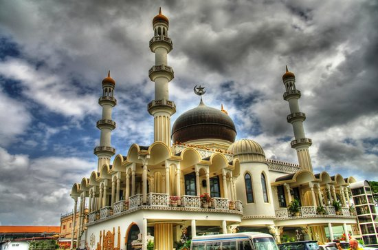Suriname City Mosque: Центральная мечеть