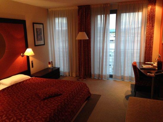Austria Trend Hotel Ljubljana: My room